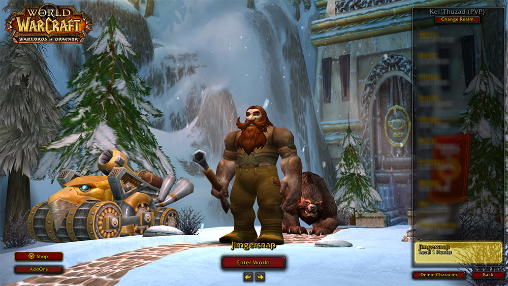 World of Warcraft: Warlords of Draenor (WoD) - Free Download | Rocky
