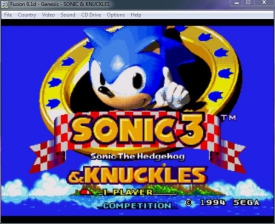 Sonic and Knuckles