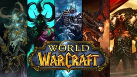 World of Warcraft Wallpaper Pack