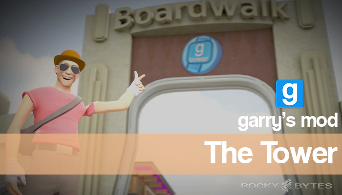 The Tower gamemode (Garrys Mod)