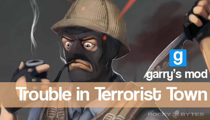 Trouble in terrorist town gamemode (Garry's Mod)