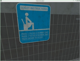 Toilet Simulator