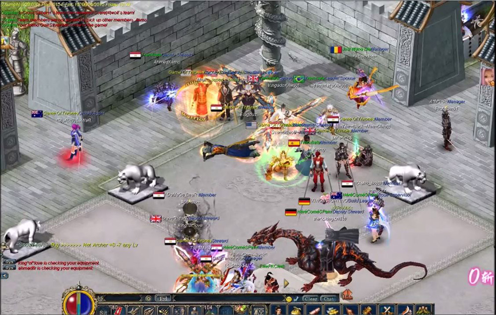 Download Conqueronline Game | paperblog