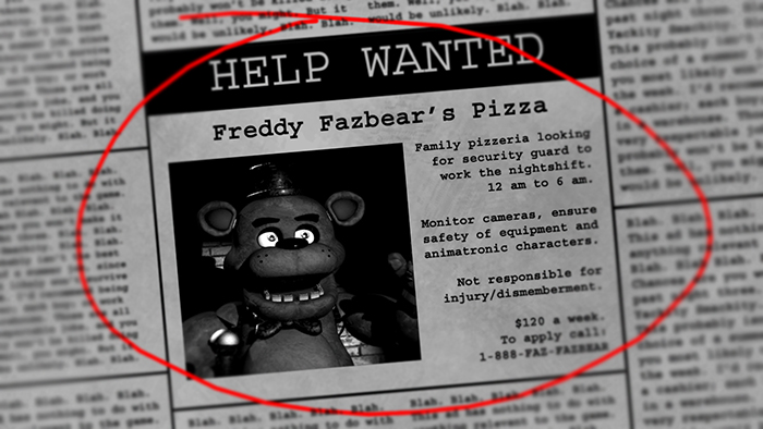 Five Nights at Freddy 1 Download