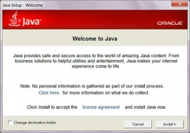 Java 2 Runtime Environment (J2RE)