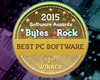 Bytes that Rock Winners announced: Discover the best games, programs and blogs of 2015!