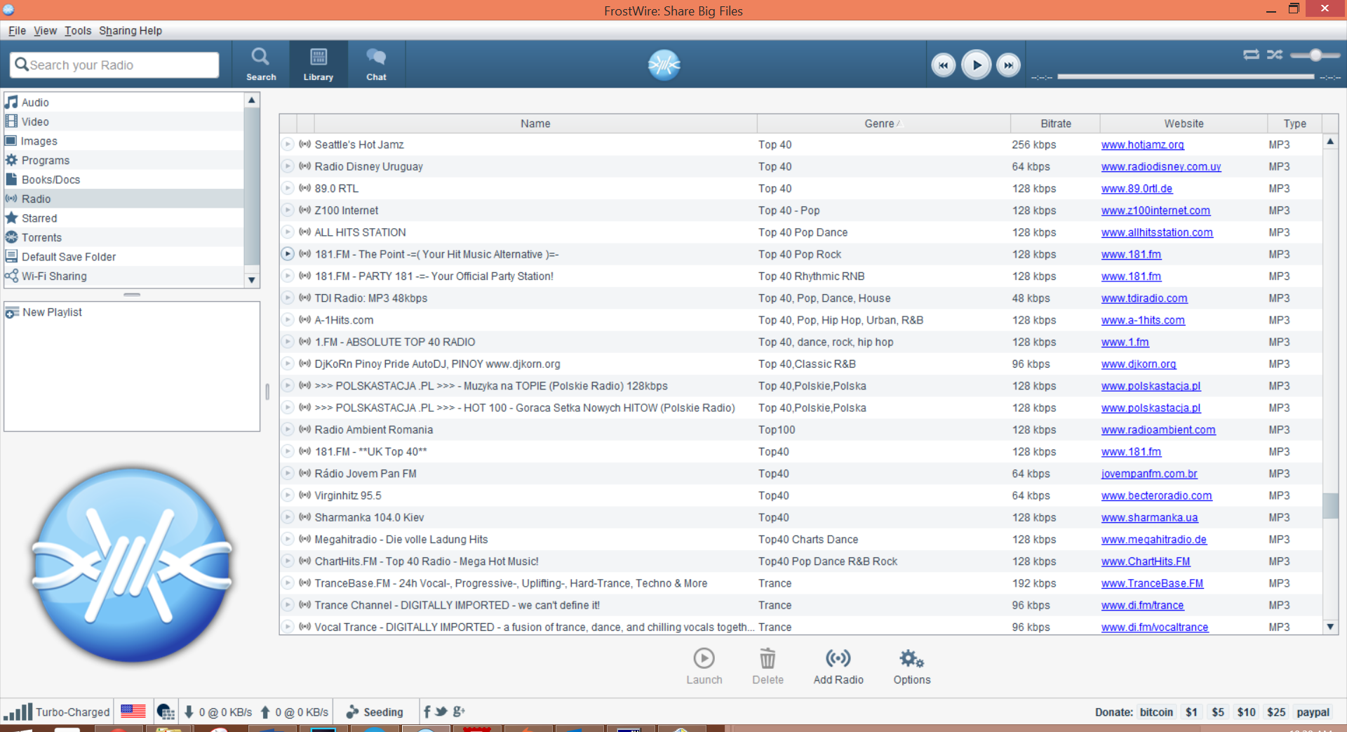 how to download movies using frostwire
