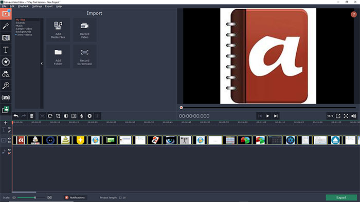 movavi video editor download free